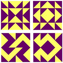 Quilting Pattern Shapes : Quilt Geometry